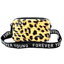 Сумка на плече Forever Young Леопардова (new-bag-00011 ), фото 3