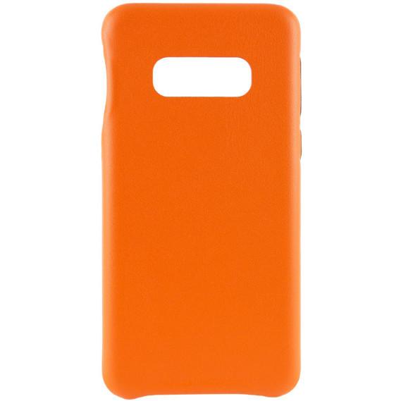 Кожаный чехол AHIMSA PU Leather Case (A) для Samsung Galaxy S10e