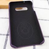 Кожаный чехол AHIMSA PU Leather Case (A) для Samsung Galaxy S10e, фото 6