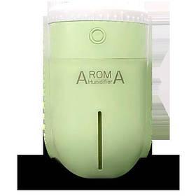 Мини увлажнитель воздуха Увлажнители AromA Green (hubber-244-74)
