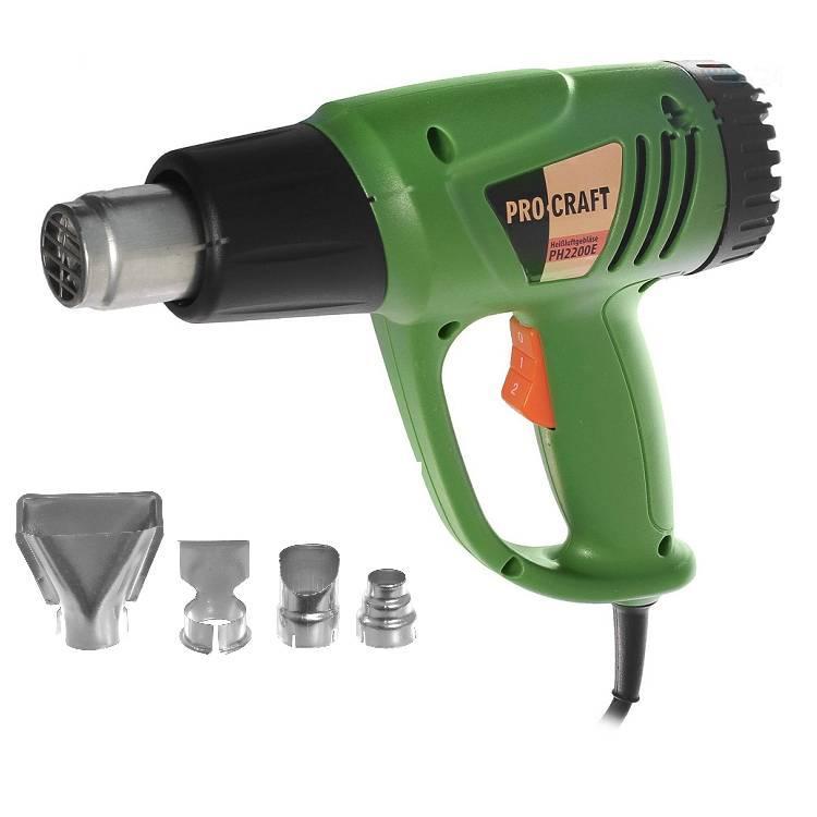 Фен промисловий Procraft PH2200E (PH2200E)