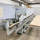 Homag KAL 310 /3 /A3 Optimat б/у кромкооблицовочный станок для производительной поклейки тонкой кромки, фото 3