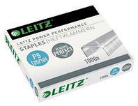 Скобы Leitz Power Performance P5 25/10, 1000 шт (5574-00-00)