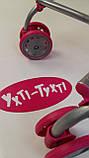 Детская игровая коляска для кукол прогулочная 9302 W-B, фото 3