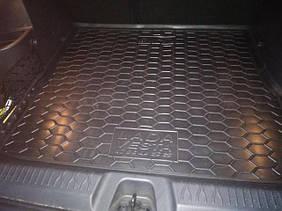 Килимки в багажник