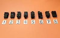Механизм кнопки включения/выключения электрочайника - термореле (1,2,3,4,5,6,7,8)