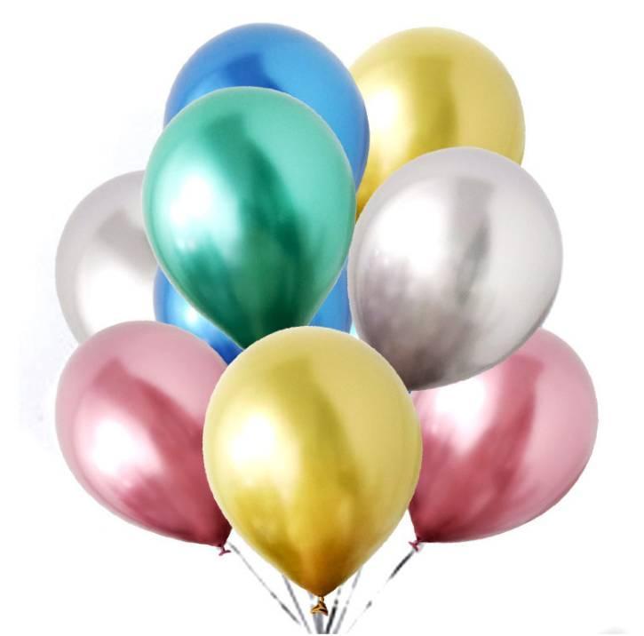 Набір SA Ballons надувних кульок 50 шт 28 см (202139)
