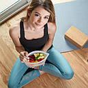 Набір №3 пакет-контейнери для зберігання/ готування/ перенесення їжі (hub_EKOv26834), фото 3