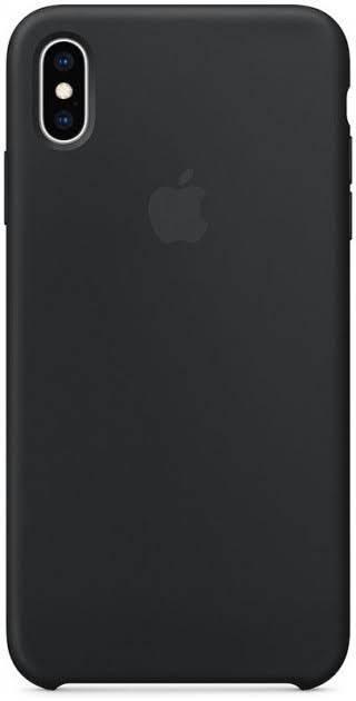 Чохол Silicon Case для Apple iPhone X/Xs Black (JSCX/XsBlack)