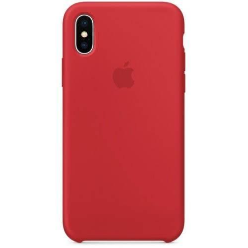 Чохол Silicon Case для Apple iPhone XS Max Red (JSCXsMAXRed)