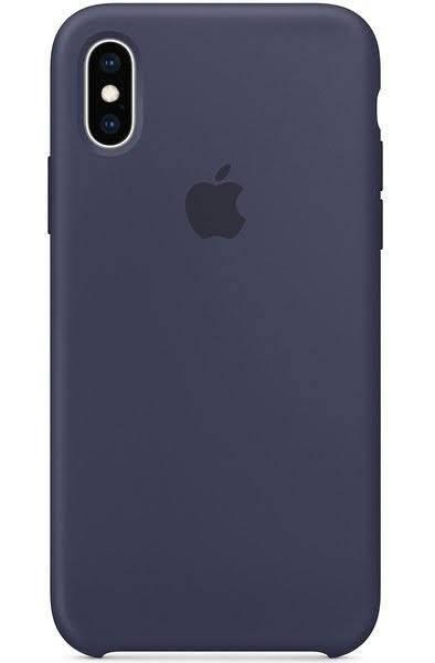 Чехол Silicon Case для Apple iPhone X/Xs Midnight Blue (JSCXMidnightBlue)