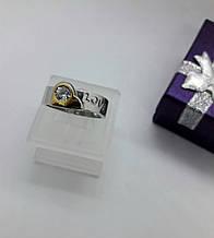 Срібна каблучка Амор від Ірида-В