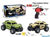 Машинка на р / у 806-15 B (36) 2 кольори, акумулятор 4.8V, в коробці