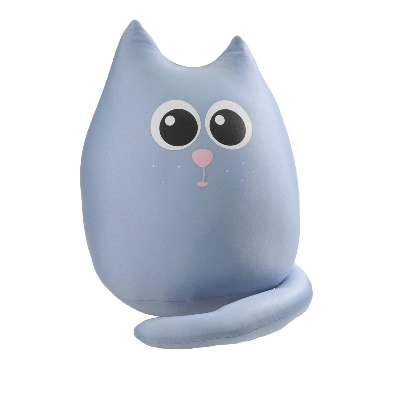 М'яка іграшка антистрес Кіт великий Димок Expetro (A170)