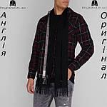 Рубашка мужская фланелевая SoulCal из Англии - на длинный рукав в клетку, фото 3