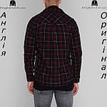 Рубашка мужская фланелевая SoulCal из Англии - на длинный рукав в клетку, фото 4