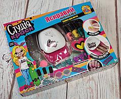 Детский набор для маникюра с сушкой для ногтей для девочки