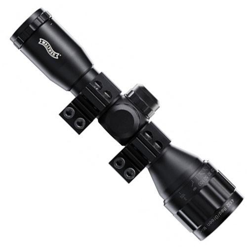 Оптический прицел Walther 4х32 Mini Double Color