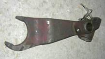 Вилка нижняя коробка диапазонов 3518020-43200 ДОН-1500