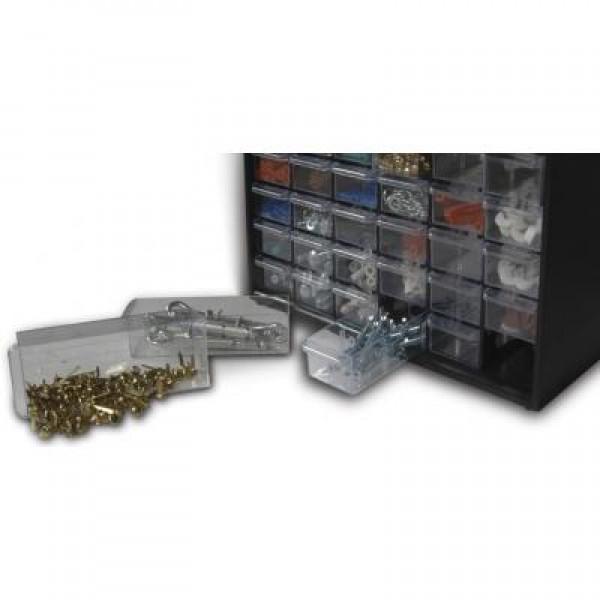 Ящик для інструментів Stanley органайзер вертикальний 39-секц. 36.5x16x44.5см (1-93-981)