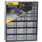 Ящик для інструментів Stanley органайзер вертикальний 39-секц. 36.5x16x44.5см (1-93-981), фото 4