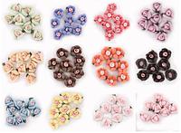 Мелкие акриловые цветы для дизайна Lady Victory LDV FL-04 /61-0