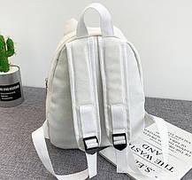 Гарний рюкзак з унікальним принтом кота, фото 3
