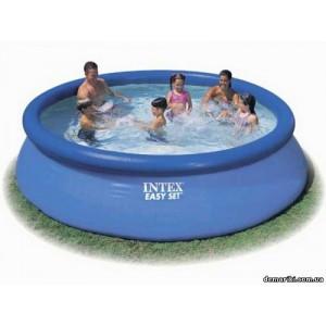 Intex 28130, надувной бассейн Easy Set
