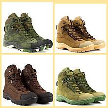 Ботинки военные, тактические, армейские, трекинговые для охоты и рыбалки Атаман демисезон 36-46 р