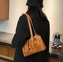 Красива жіноча сумка міського типу, фото 3
