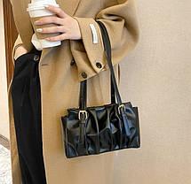 Красива жіноча сумка міського типу, фото 2