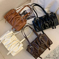 Красивая женская  сумка городского типа, фото 2