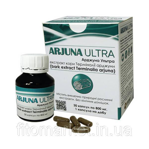 Арджуна Ультра 30 капсул