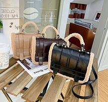Стільная жіночку сумкка оригінального дизайну, фото 2
