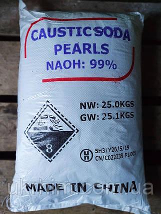 Сода каустическая, Натрий гидроксид, фото 2