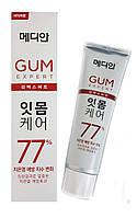 Зубная паста для укрепления слабых десен Amore Pacific MEDIAN 77 % GUM EXPERT BASIC TOOTHPASTE 120 гр