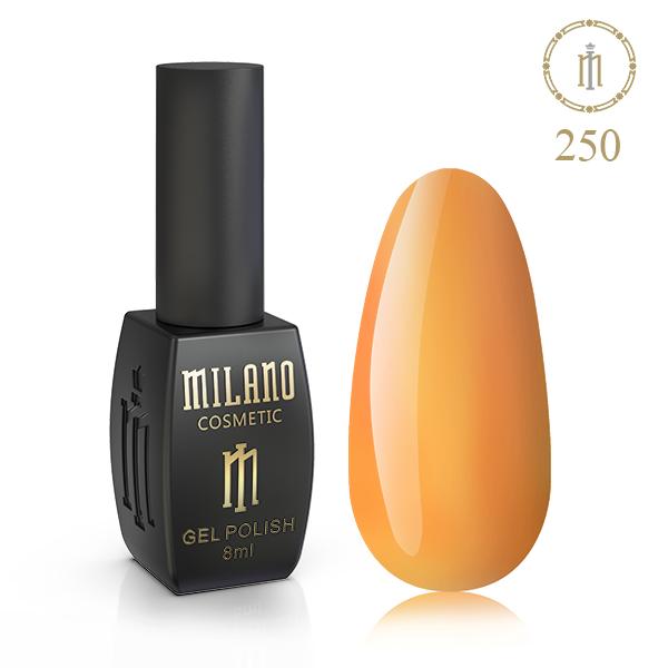 Гель лак MILANO 8ml № 250