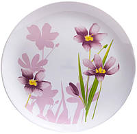 Набор 6 обеденных тарелок Luminarc Dream Grass Ø27см, стеклокерамика