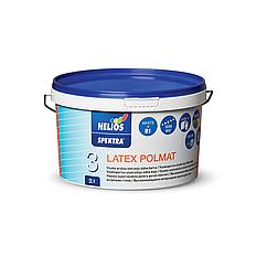 Полуматовая краска для стен и потолка Latex Polmat Spektra 2л (Латекс Полумат Спектра)
