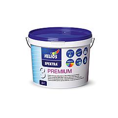 Матовая краска для стен и потолка Spektra Premium 3 Helios 5л (Спектра Премиум 3 Хелиос)