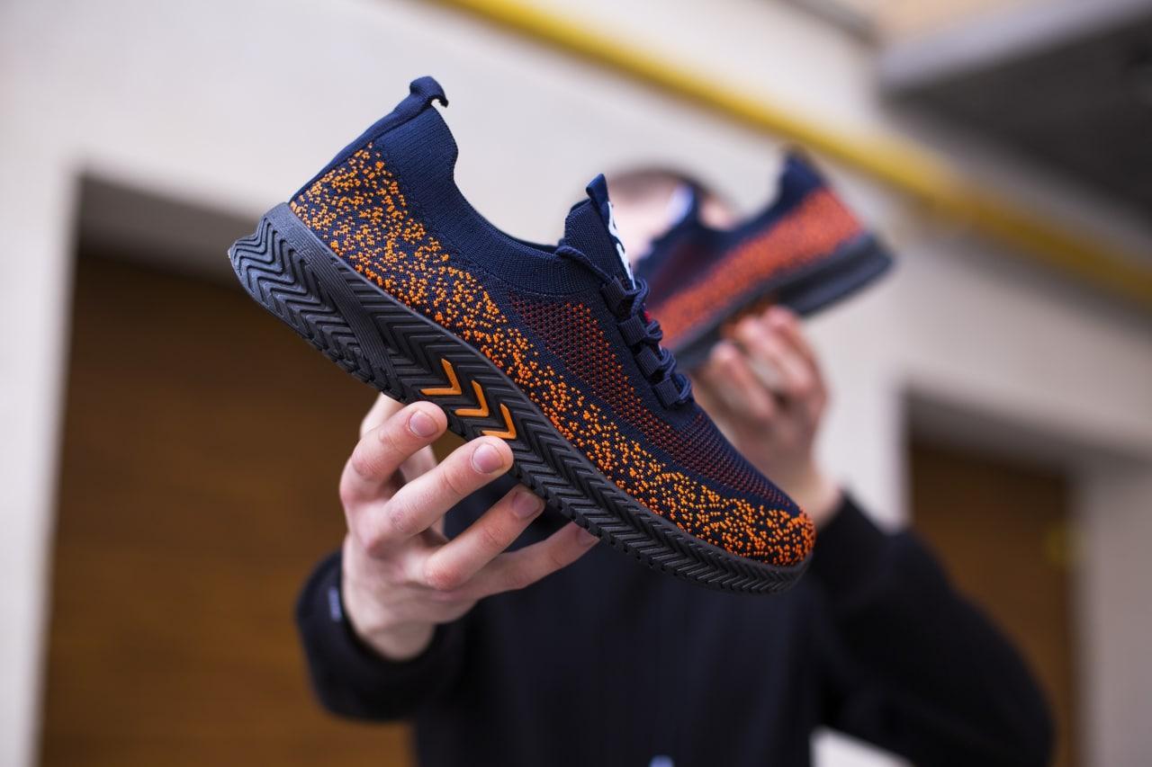 Вонекс Сітро синьо-оранжеві