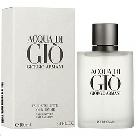 Туалетная вода мужская Giorgio Armani Acqua di Gio Men, 100 мл