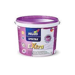Матовая краска для стен и потолка Helios Spektra Extra 5л (Спектра Экстра Хелиос)