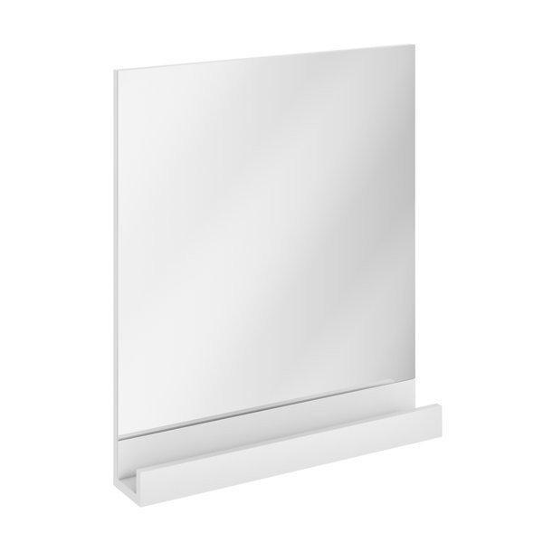 Зеркало 10° 550 (белый глянец)