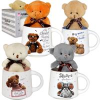 040-01-102 Чашка з іграшкою у подар.упак.300мл Теді