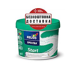 Моющаяся краска для стен и потолка Helios Spektra Start 10л (Хелиос Спектра Старт)