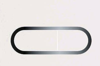 Кнопка управління Chrome (сатин), фото 2