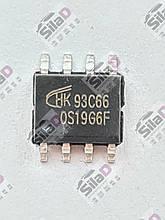 Микросхема памяти EEPROM HK 93C66 корпус SO8
