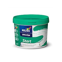 Моющаяся краска для стен и потолка Helios Spektra Start 2л (Хелиос Спектра Старт)