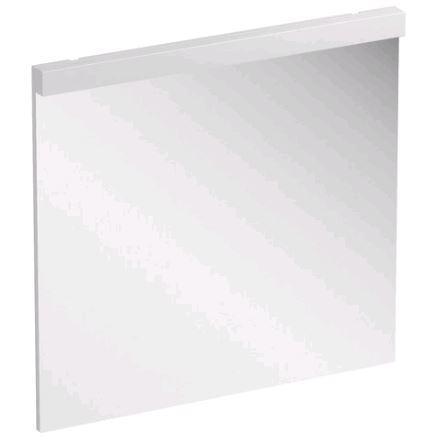 Зеркало Natural  500 (белое)